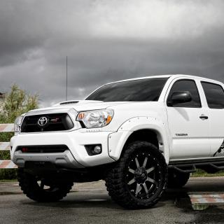 Sport Toyota Tacoma - Obrázkek zdarma pro 320x320