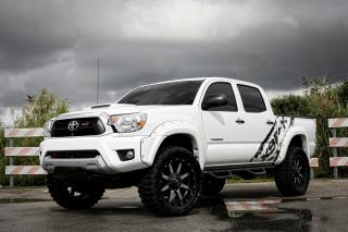 Sport Toyota Tacoma - Obrázkek zdarma pro 320x240