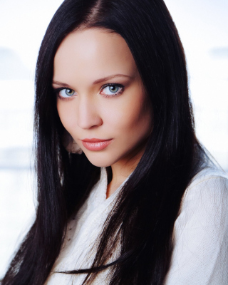 Katie Fey Ukrainian Model - Obrázkek zdarma pro Nokia C2-03