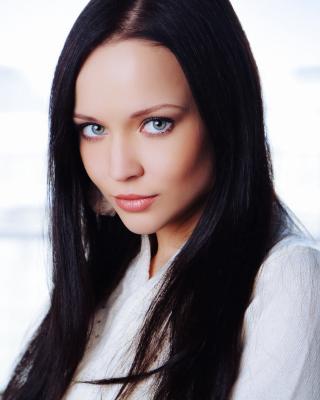 Katie Fey Ukrainian Model - Obrázkek zdarma pro Nokia C3-01 Gold Edition