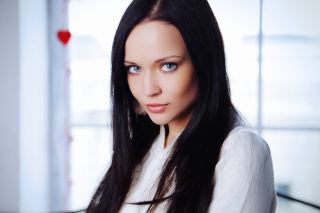 Katie Fey Ukrainian Model - Obrázkek zdarma pro Motorola DROID