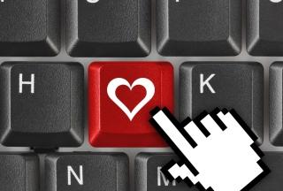 Love Keyboard - Obrázkek zdarma pro HTC Desire HD