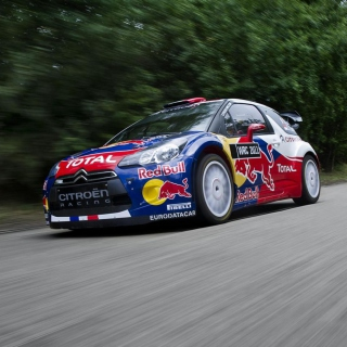 Citroen DS3 WRC - Obrázkek zdarma pro iPad mini 2