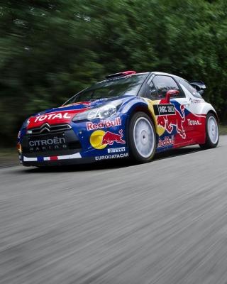 Citroen DS3 WRC - Obrázkek zdarma pro 480x640