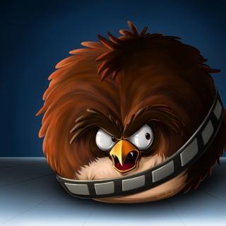 Angry Birds Artwork - Obrázkek zdarma pro iPad