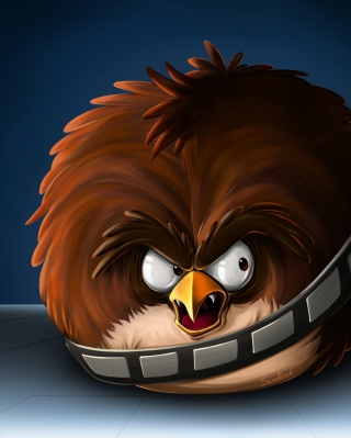 Angry Birds Artwork - Obrázkek zdarma pro Nokia Lumia 900