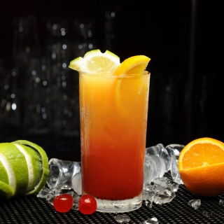 Florida Cocktail - Obrázkek zdarma pro iPad Air