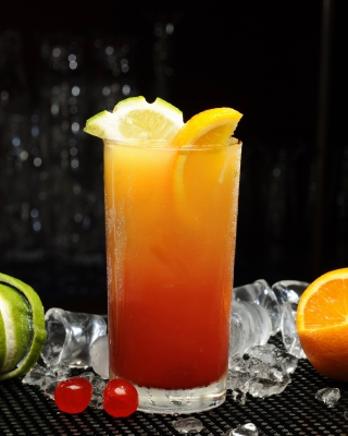 Florida Cocktail - Obrázkek zdarma pro Nokia X6
