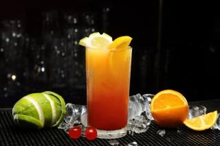 Florida Cocktail - Obrázkek zdarma pro LG Optimus M