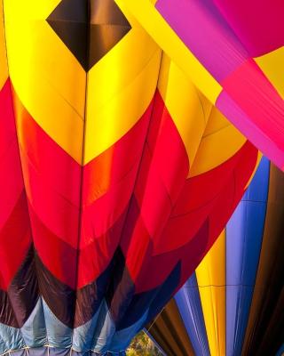 Colorful Air Balloons - Obrázkek zdarma pro Nokia X1-00