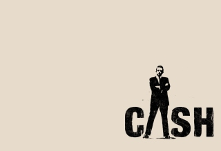 Johnny Cash Music Legend Wallpaper for Android, iPhone and iPad