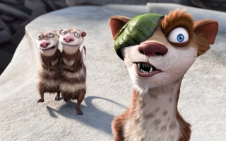 Free Ice Age Dawn Of The Dinosaurs Picture for Android, iPhone and iPad