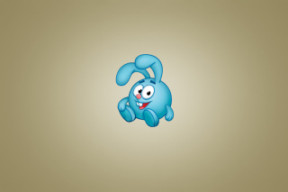 Funny Rabbit Wallpaper for Android, iPhone and iPad