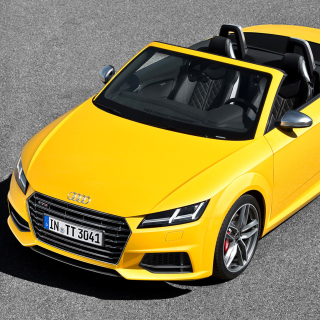 Audi TT Roadster - Obrázkek zdarma pro iPad 2