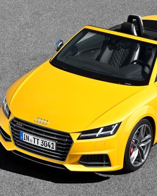 Audi TT Roadster - Obrázkek zdarma pro Nokia C2-01