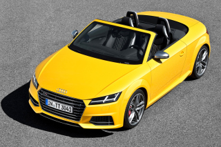 Free Audi TT Roadster Picture for Android, iPhone and iPad
