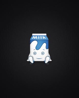 Funny Milk Pack - Obrázkek zdarma pro Nokia Asha 501