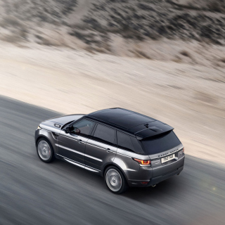 Land Rover Range Rover - Obrázkek zdarma pro iPad mini 2