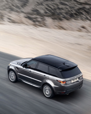 Land Rover Range Rover - Obrázkek zdarma pro 240x400