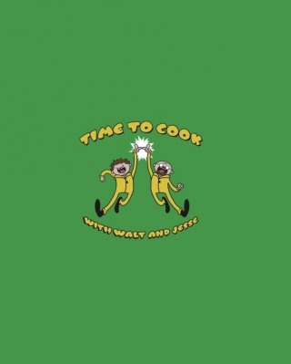 Time To Cook - Obrázkek zdarma pro 1080x1920