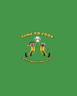 Time To Cook - Obrázkek zdarma pro iPhone 6
