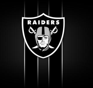Oakland Raiders - Obrázkek zdarma pro iPad mini