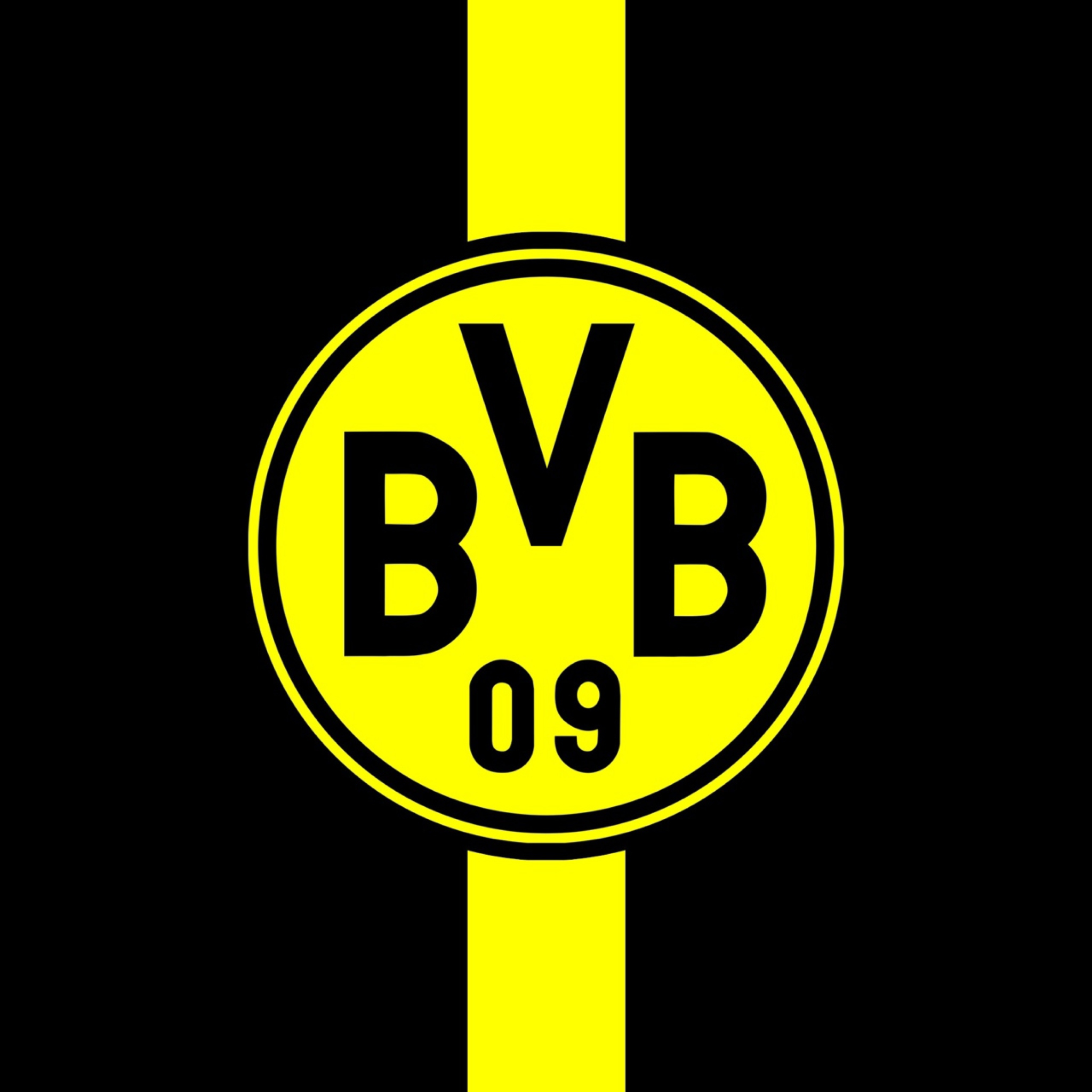 kostenloses borussia dortmund bvb wallpaper f r 2048x2048. Black Bedroom Furniture Sets. Home Design Ideas