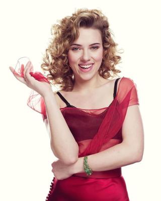 Scarlett Johansson - Fondos de pantalla gratis para Huawei G7300