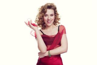 Scarlett Johansson - Obrázkek zdarma pro Samsung Galaxy Tab 10.1