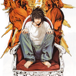 Death Note - Obrázkek zdarma pro 128x128