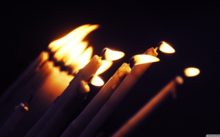 Candles Background for Android, iPhone and iPad