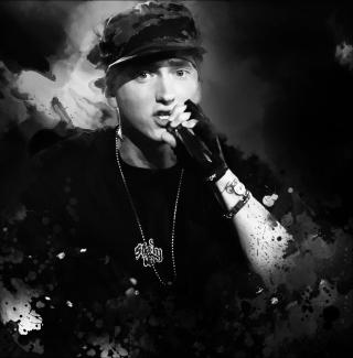 Eminem - Obrázkek zdarma pro 320x320