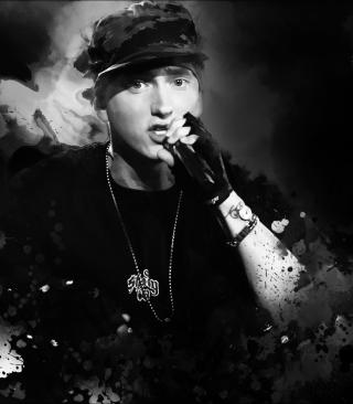Eminem - Obrázkek zdarma pro Nokia X3-02