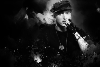 Free Eminem Picture for Android, iPhone and iPad