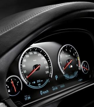 BMW M3 E92 Speedo - Obrázkek zdarma pro 1080x1920