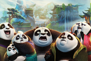 Kung Fu Panda 3 Picture for Android, iPhone and iPad