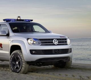 Volkswagen Pickup Concept - Obrázkek zdarma pro 2048x2048