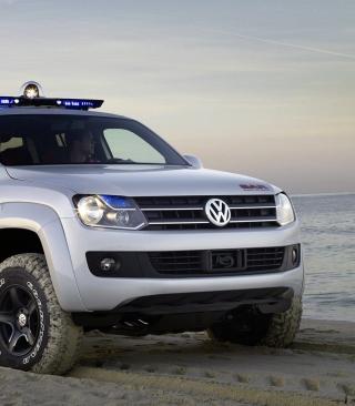 Volkswagen Pickup Concept - Obrázkek zdarma pro Nokia 5233