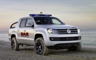 Free Volkswagen Pickup Concept Picture for Android, iPhone and iPad