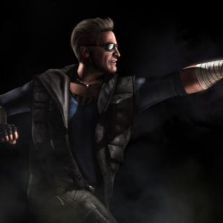 Johnny Cage Mortal Kombat 10 - Obrázkek zdarma pro iPad