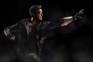 Johnny Cage Mortal Kombat 10 Wallpaper for Android, iPhone and iPad