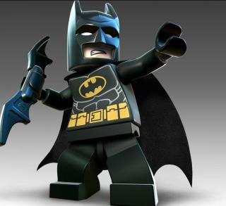 Lego Batman - Obrázkek zdarma pro 1024x1024