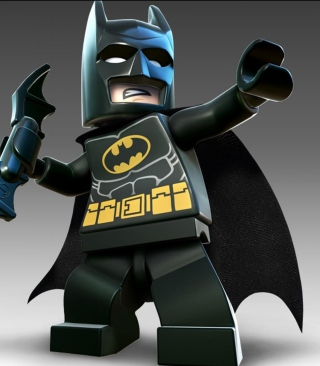 Lego Batman - Obrázkek zdarma pro 320x480