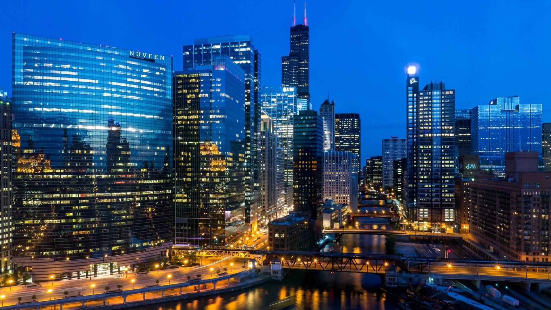 Snapchat Willis Tower in Chicago Wallpaper for Desktop ...