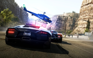 Need for Speed: Hot Pursuit - Obrázkek zdarma pro Nokia XL
