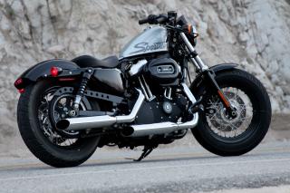 Harley Davidson Sportster 1200 - Obrázkek zdarma pro LG P970 Optimus