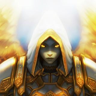 Priest, World of Warcraft - Obrázkek zdarma pro 320x320