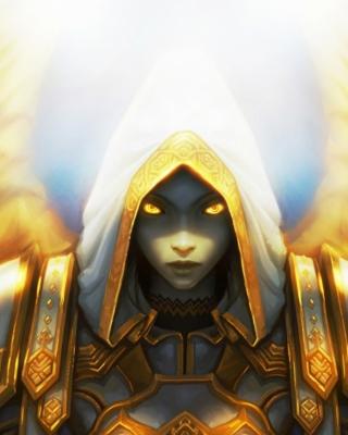 Priest, World of Warcraft - Obrázkek zdarma pro 360x480