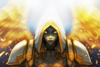 Priest, World of Warcraft - Obrázkek zdarma pro Samsung T879 Galaxy Note