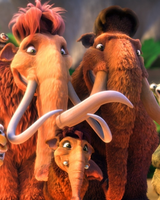 Ice Age 3 - Obrázkek zdarma pro Nokia Asha 202